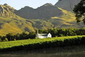 Historical Town of Stellenbosch, 20km and the wine route, 2km from Protea Retreat