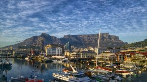 The V & A Waterfront - 31km from Protea Retreat