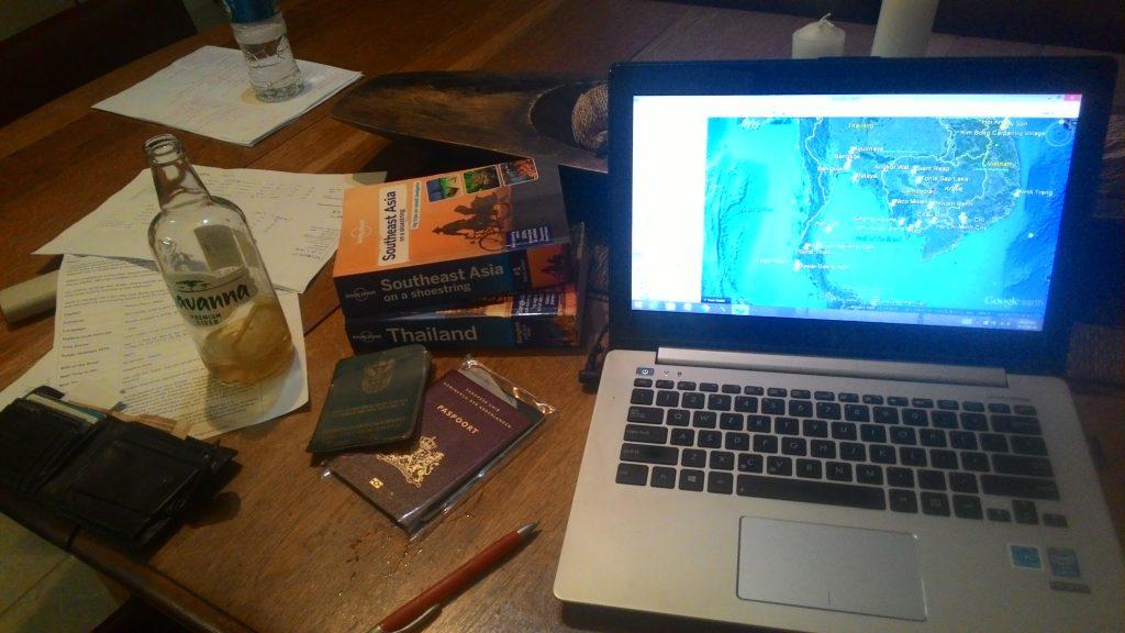 Thailand & Cambodia trip planning tools