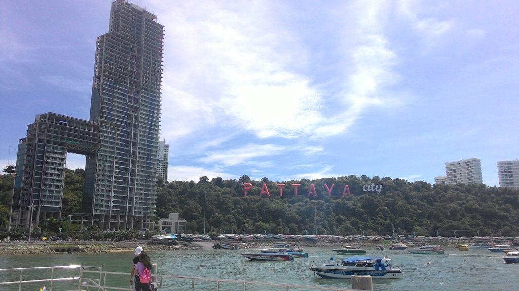 Pattaya. Thailand's Sodom & Gomora