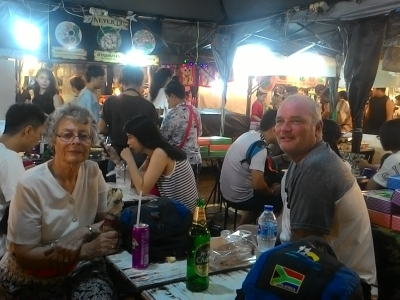 Bangkok markets and street food a must